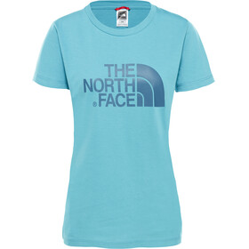 The North Face Easy S/S Tee Women storm blue